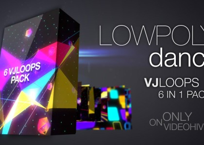 Lowpoly Dance Pack