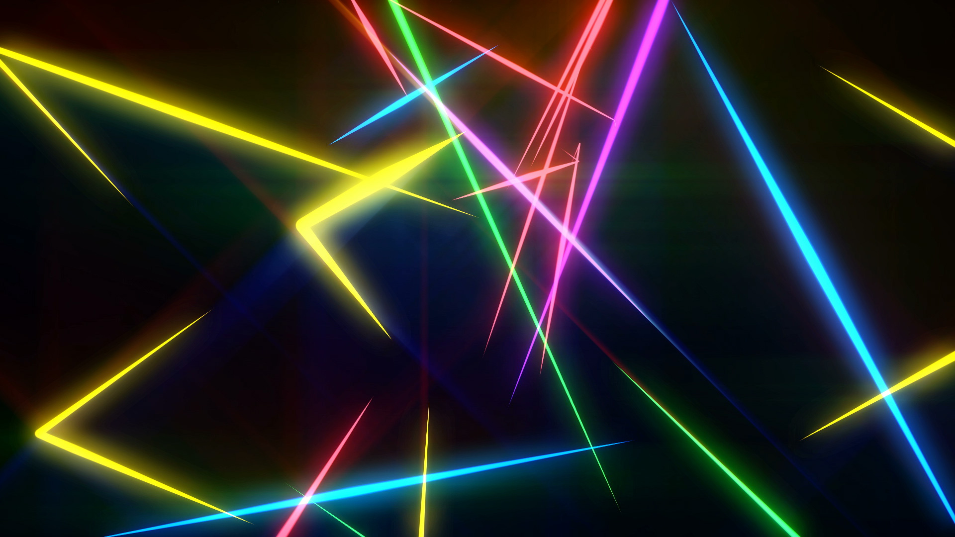 Neon Lasers And Lights Vj Pack Gesh Tv
