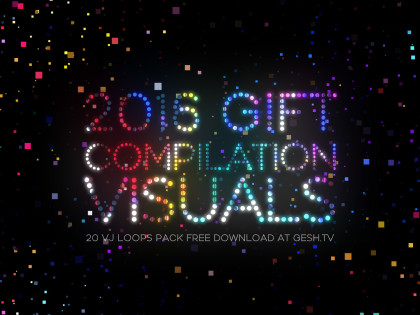 2016 gift compilation visuals
