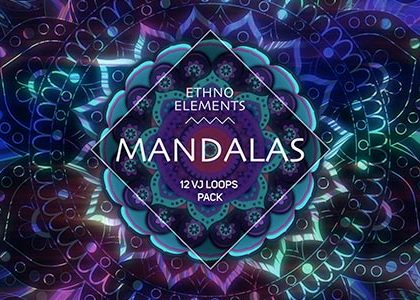 Mandalas – Ethno Elements